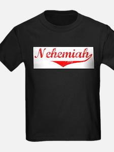 Nehemiah Vintage (Red) T-Shirt
