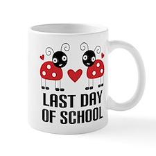 Last Day of School Ladybug Mug