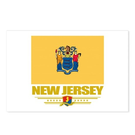 New Jersey Pride Postcards (Package of 8)