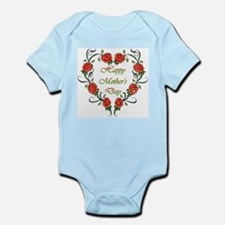 Roses Mother's Day Infant Creeper