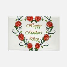 Roses Mother's Day Rectangle Magnet