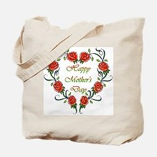 Roses Mother's Day Tote Bag