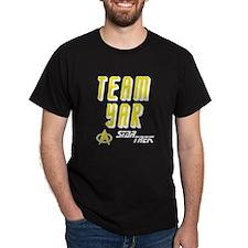 Team Yar Star Trek T-Shirt