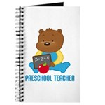 Preschool Teacher Journal