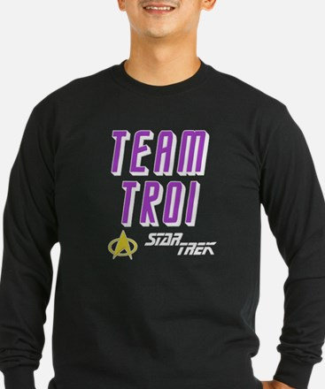 Team Troi Star Trek T