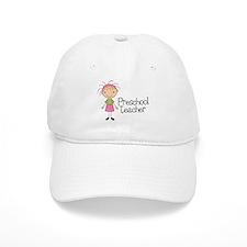 Preschool Teacher Baseball Cap