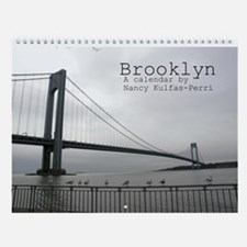 Brooklyn Wall Calendar