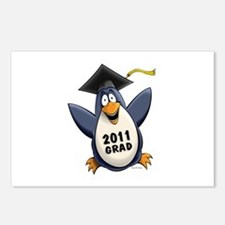 Class of 2011 Penguin Postcards (Package of 8)