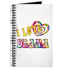 I Love Drama Journal