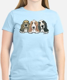 Three Bassets T-Shirt