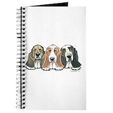 Three Bassets Journal