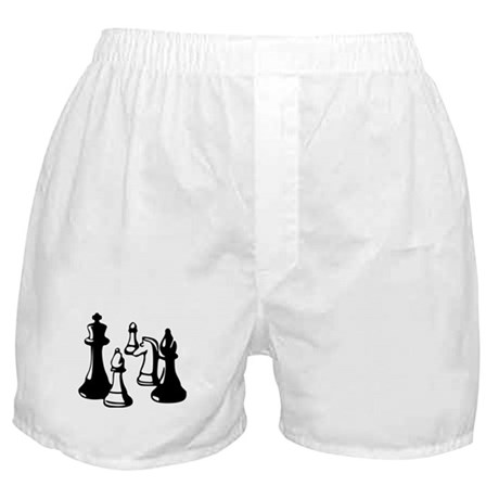Chess Boxer Shorts