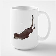 Otter Swim Mug