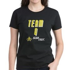 Team Q Star Trek Tee