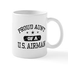 Proud Aunt of a US Airman Mug