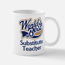 Substitute Teacher Mug