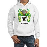 Ackerson Coat of Arms Hooded Sweatshirt