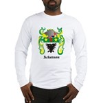Ackerson Coat of Arms Long Sleeve T-Shirt