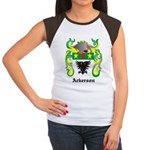 Ackerson Coat of Arms Women's Cap Sleeve T-Shirt