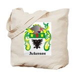 Ackerson Coat of Arms Tote Bag