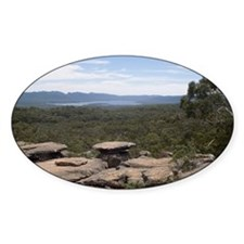 Grampians Oval Decal