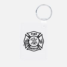Fire Rescue Keychains