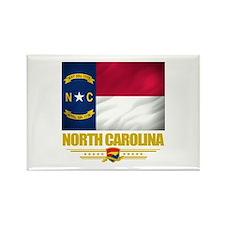 North Carolina Pride Rectangle Magnet