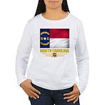North Carolina Pride Women's Long Sleeve T-Shirt