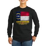 North Carolina Pride Long Sleeve Dark T-Shirt