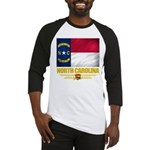 North Carolina Pride Baseball Jersey