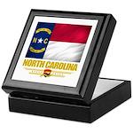 North Carolina Pride Keepsake Box