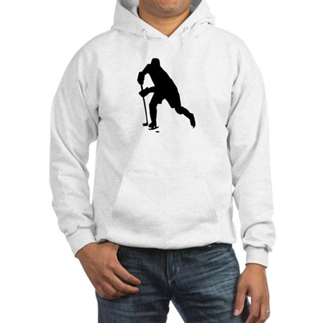 Hockey Hooded Sweatshirt
