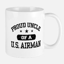 Proud Uncle of a US Airman Mug