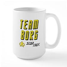 Team Borg Star Trek Mug