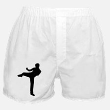 Kickboxing Boxer Shorts