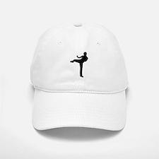 Kickboxing Baseball Baseball Cap