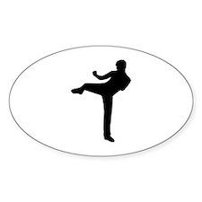 Kickboxing Decal