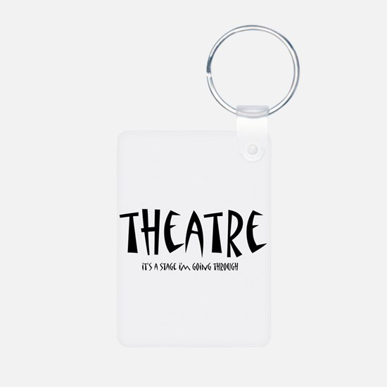 Cool Theatre Keychains