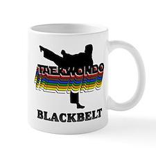 Taekwondo Black Belt Colors Mug