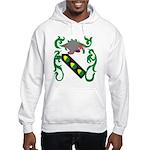 Acker Coat of Arms Hooded Sweatshirt