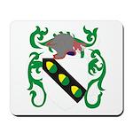 Acker Coat of Arms Mousepad