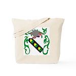 Acker Coat of Arms Tote Bag