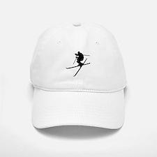Skiing - Ski Freestyle Baseball Baseball Cap