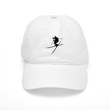 Skiing - Ski Freestyle Baseball Cap