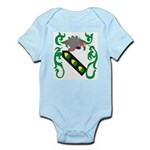 Acker Coat of Arms Infant Creeper