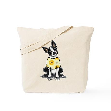 Sunny Boston Tote Bag