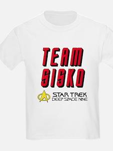 Team Sisko Star Trek Deep Space Nine T-Shirt
