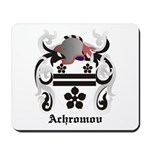 Achromov Coat of Arms Mousepad