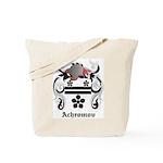 Achromov Coat of Arms Tote Bag