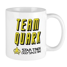 Team Quark Star Trek Deep Space Nine Mug